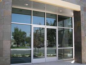 commercial glass repair Coquitlam