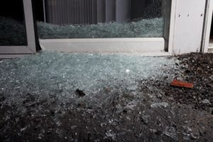 repair broken glass